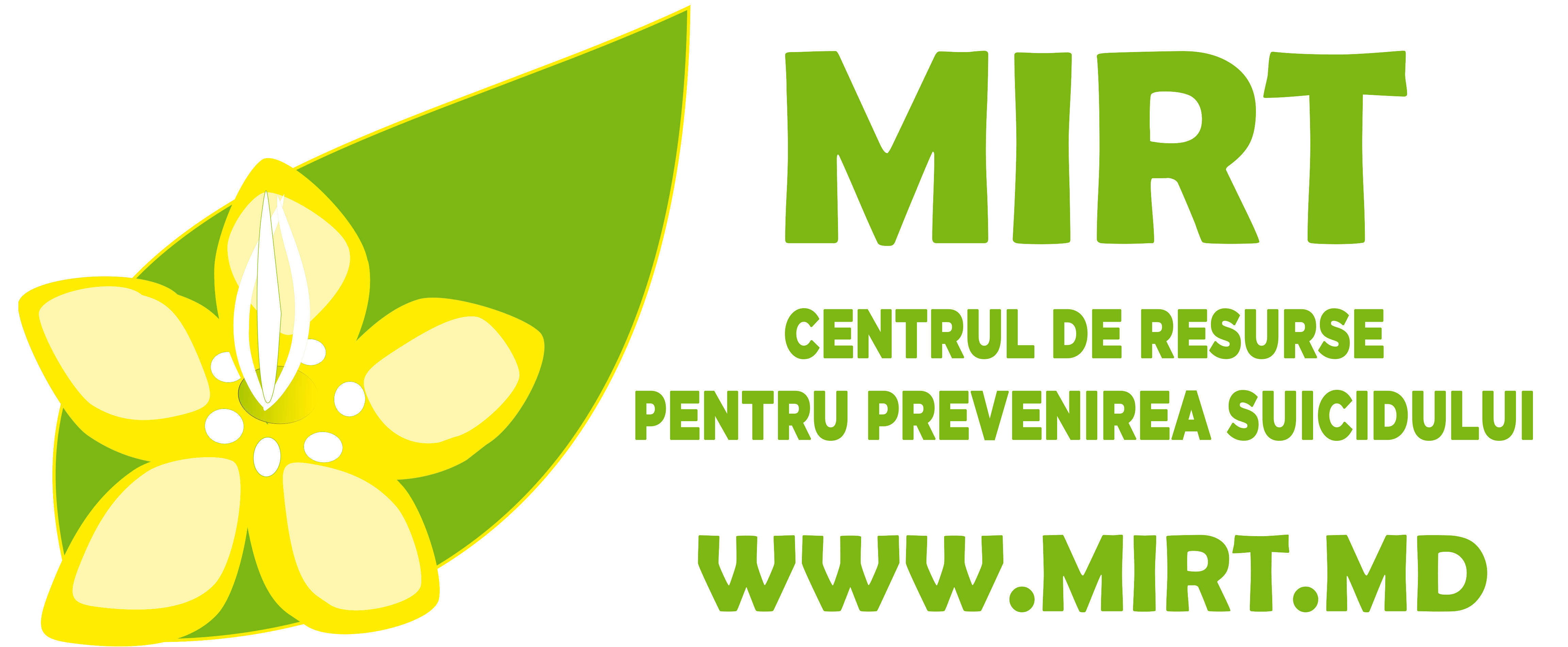 mirt full logo new green